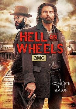 Baixar Hell on Wheels 3ª Temporada Dublado
