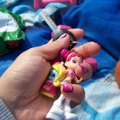 paznokcie lakiery do paznokci mam szmergla na punkcie lakierów do paznokci Panorama LeSage komiksowe paznokcie