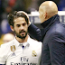 Champions League: Isco, Carvajal out against Bayern —Zidane