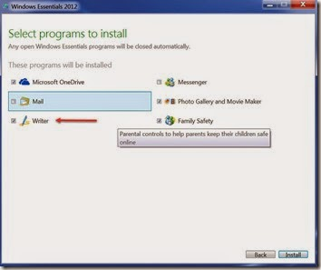 Windows_Live_Writer_Install_Options