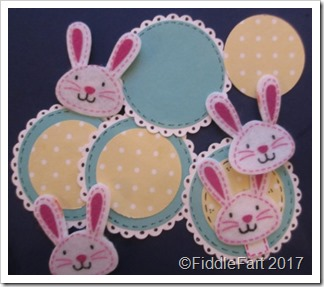 Easter Bunny Easter Tags
