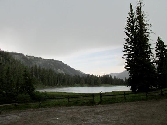 Pete's Hole Reservoir