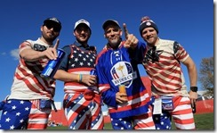 RYDER CUP REVELERS
