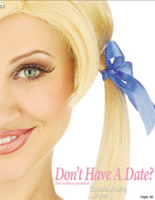 Cover of Angela Hall's Book Dont Have A Date The Basics Of Dating For Guys