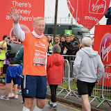 OIC - ENTSIMAGES.COM - David Hemery at the Virgin London Marathon 2015 in London 26th April 2015  Photo Mobis Photos/OIC 0203 174 1069