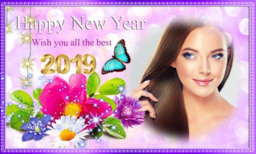 new year frames 2019 new year greetings 2019 screenshot 11