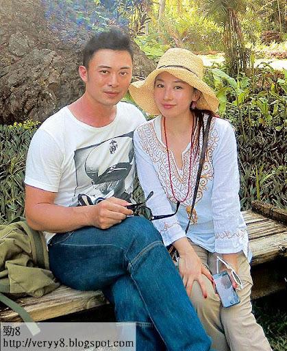 JJ早前與男友樊少皇到斐濟享受甜蜜之遊,戰鬥力大減。