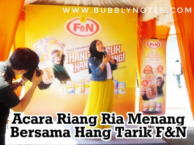 Acara Riang Ria Menang Bersama Hang Tarik F & N