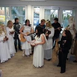 Mikulášská nadílka pro seniory v Hluku a Dolním Němčí 2011