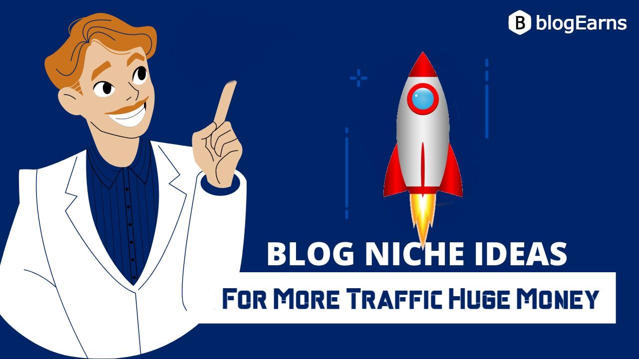 blogging niche ideas