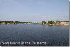 Pearl Island July 31