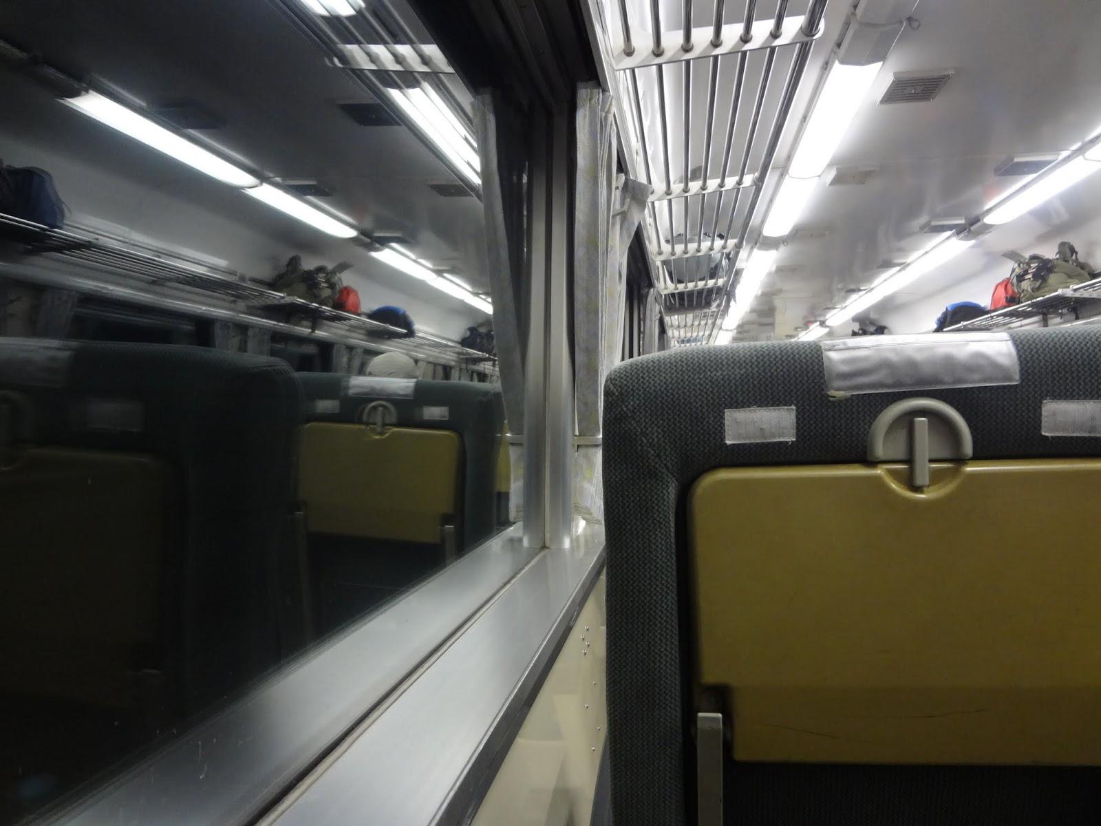 4:07 塩嶺トンネル