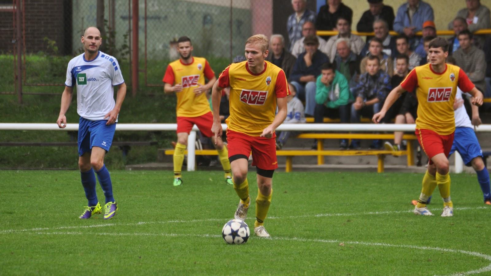 1. BFK Frýdlant n.O. ''A'' 4-2 (2-1) FK Krnov