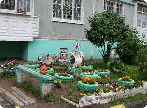 фото Cмотр-конкурс по благоустройству в Центральном районе города Твери