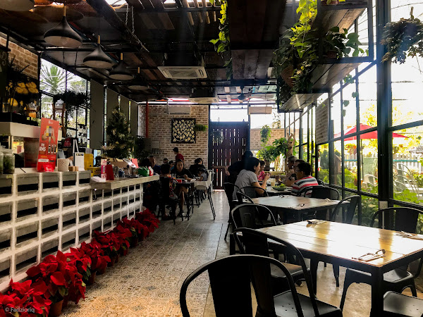 ASOW Eatery Interior