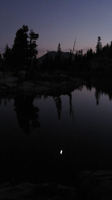 moonlight in the water©http://backpackthesierra.com