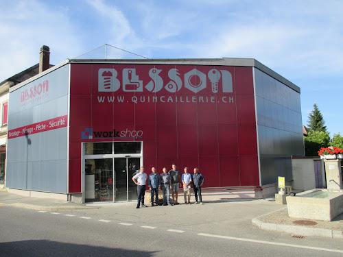 Hardware Store - BESSON - Salavaux - Switzerland - ISSOL & Gottburg SA
