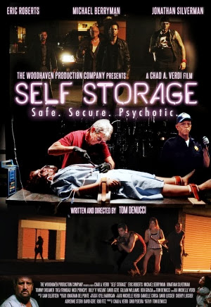 Filme Poster Self Storage WEBRip XviD & RMVB Legendado