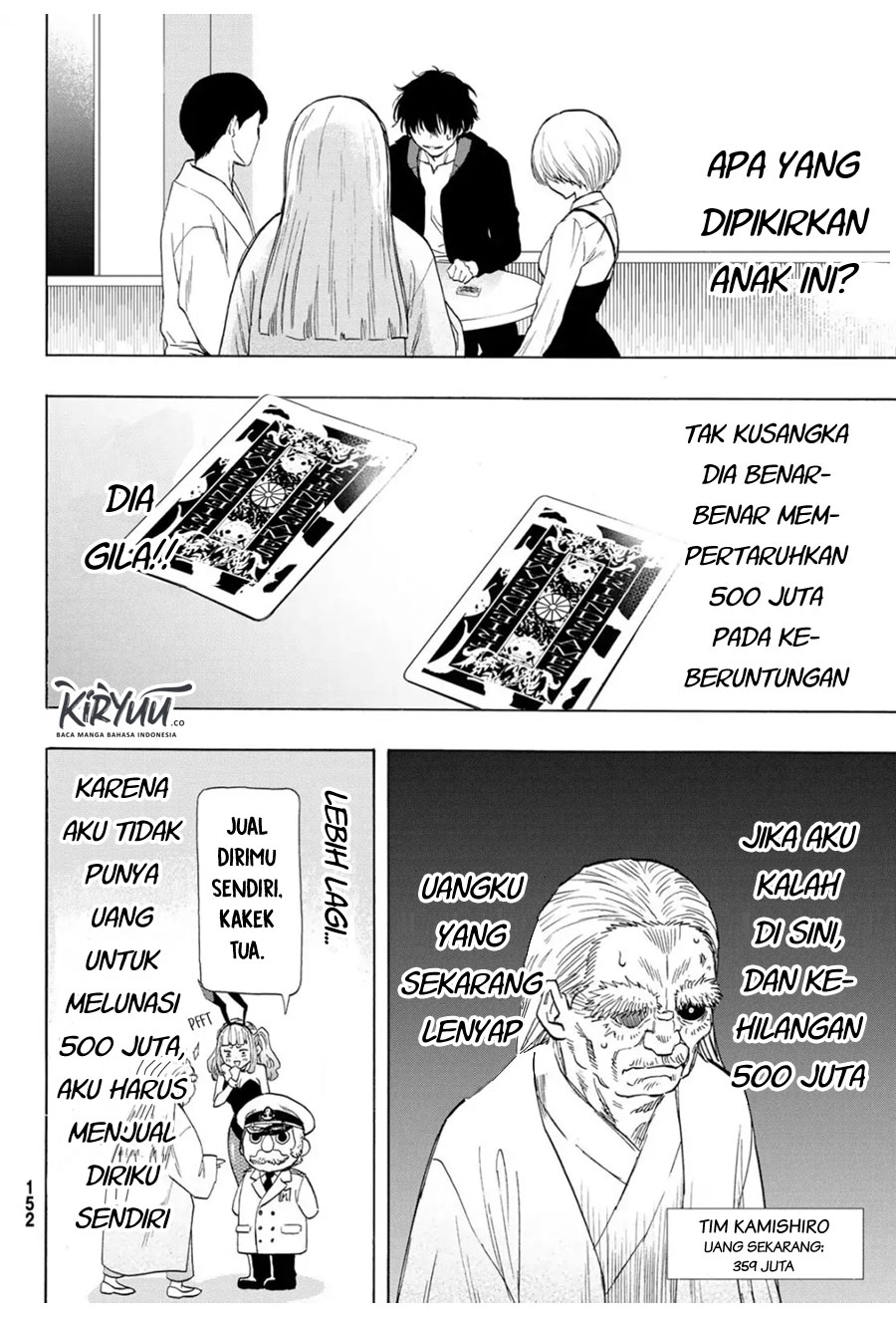 Tomodachi Game: Chapter 59 - Page 5