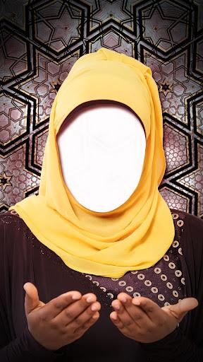 盖头的女人的自拍照片编辑器|玩攝影App免費|玩APPs