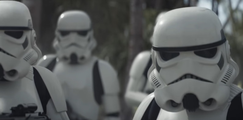 Rogue One A Star Wars Story, New Gillette Star Wars Commercial from Grey New York