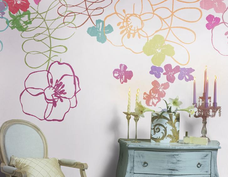 Papel tapiz para paredes for Papel para tapizar paredes