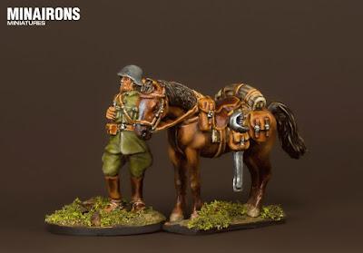 20GEF010 horse holder