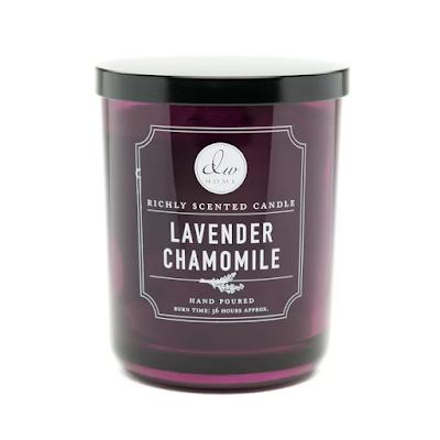 Wick Signature Lavender Chamomile Scented Jar Candle