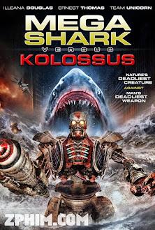 Đại Chiến Cá Mập - Mega Shark vs. Kolossus (2015) Poster