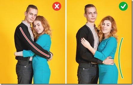 10 sfaturi pentru o poză de cuplu perfectă