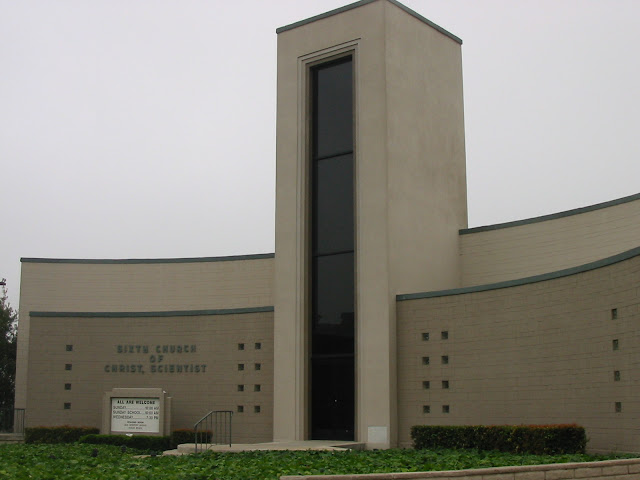 Christian Science on Chatsworth