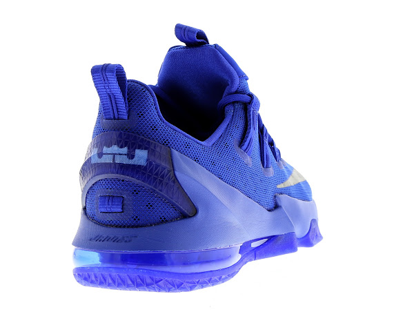 100 Game Royal Blue Hits the Nike LeBron 13 Low