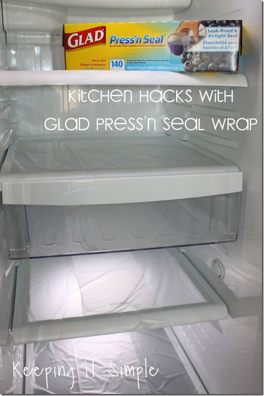 #ad Kitchen-Hacks-With-Press'n-Seal-Wrap #Pressnsealhacks
