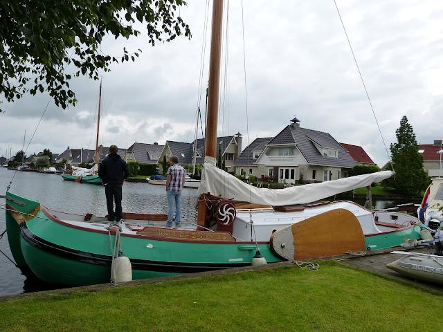 Zeilen met Jeugd met Leeuwarden, Zwolle - P1010328.JPG