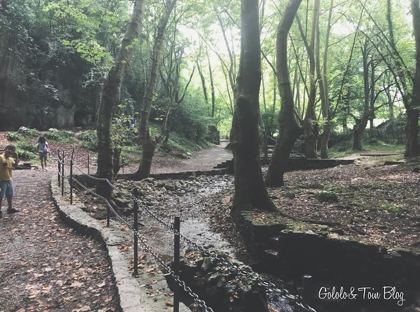 Cuevas de Zugarramurdi en Navarra