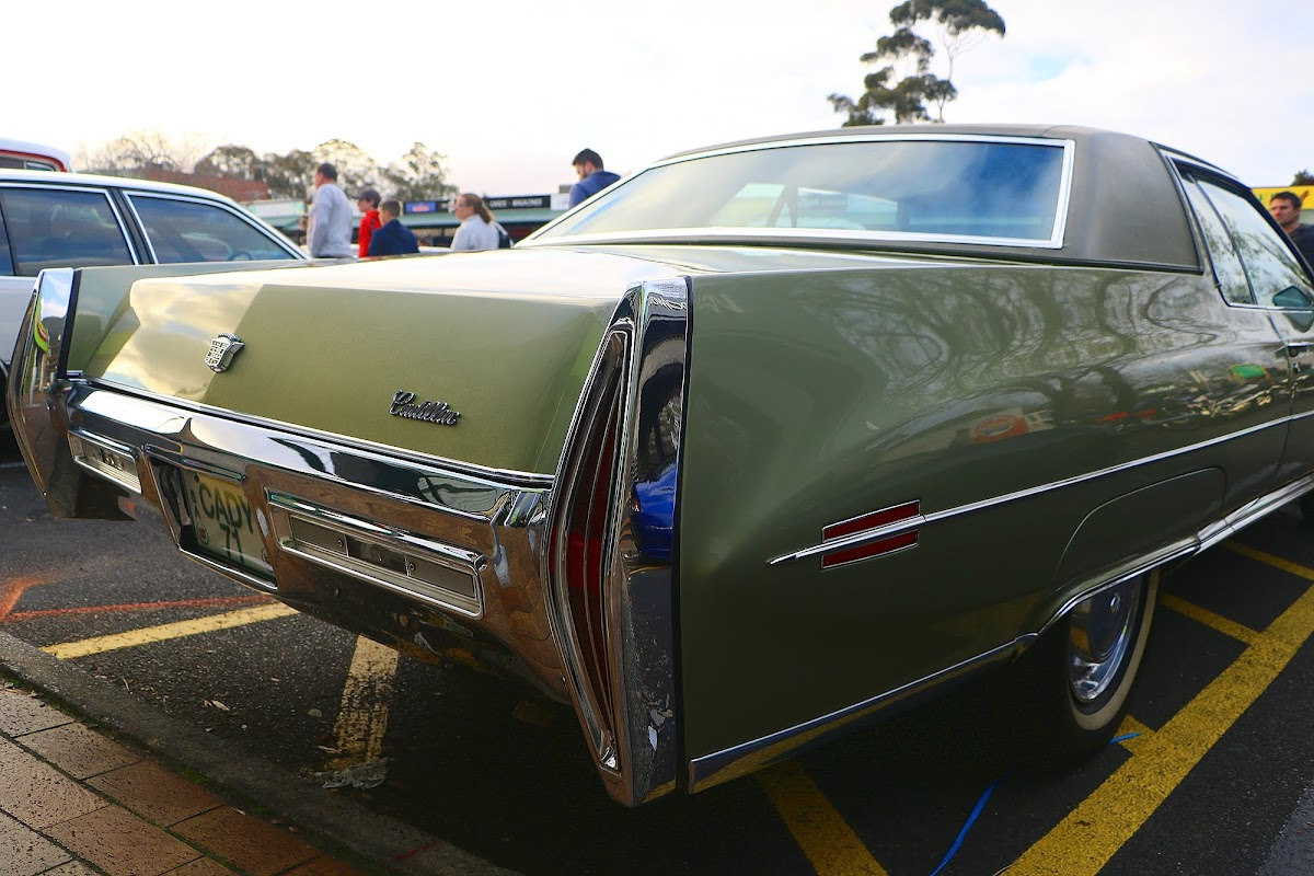 1971 Cadillac Rear.jpg