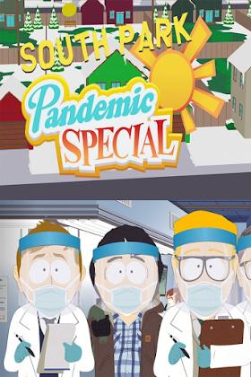 South Park: Especial de Pandemia (2020) Latino HD 1080p