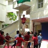 Independence Day Celebrations @ Santosh Nagar Boys Branch