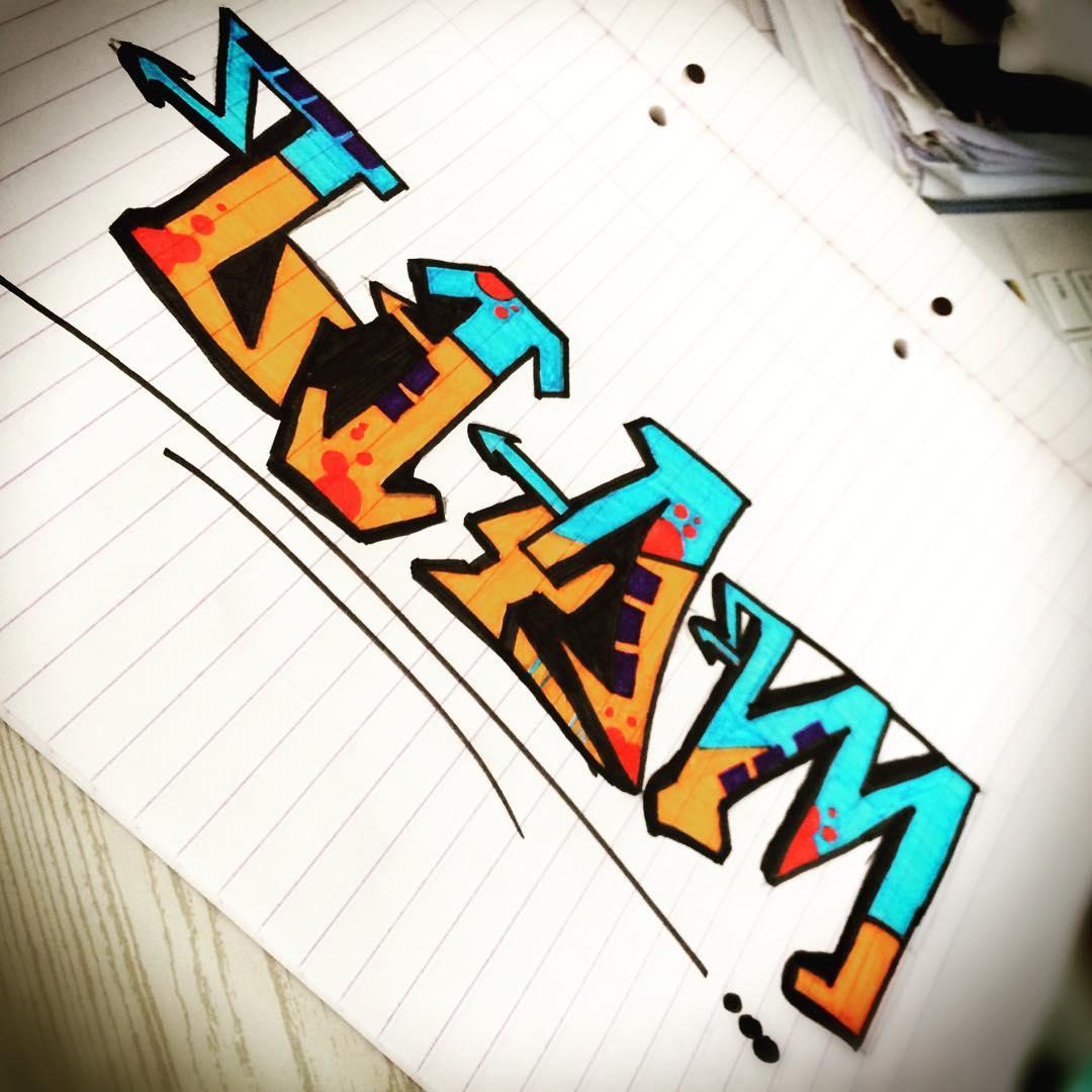 dibujos-lapiz-graffitis713