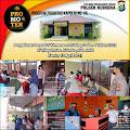 Polsek Kuindra Amankan Penyaluran BST Tahap 3 dan 4
