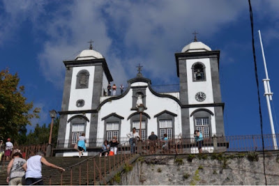 Top 10 things to do in Madeira - Monte Church
