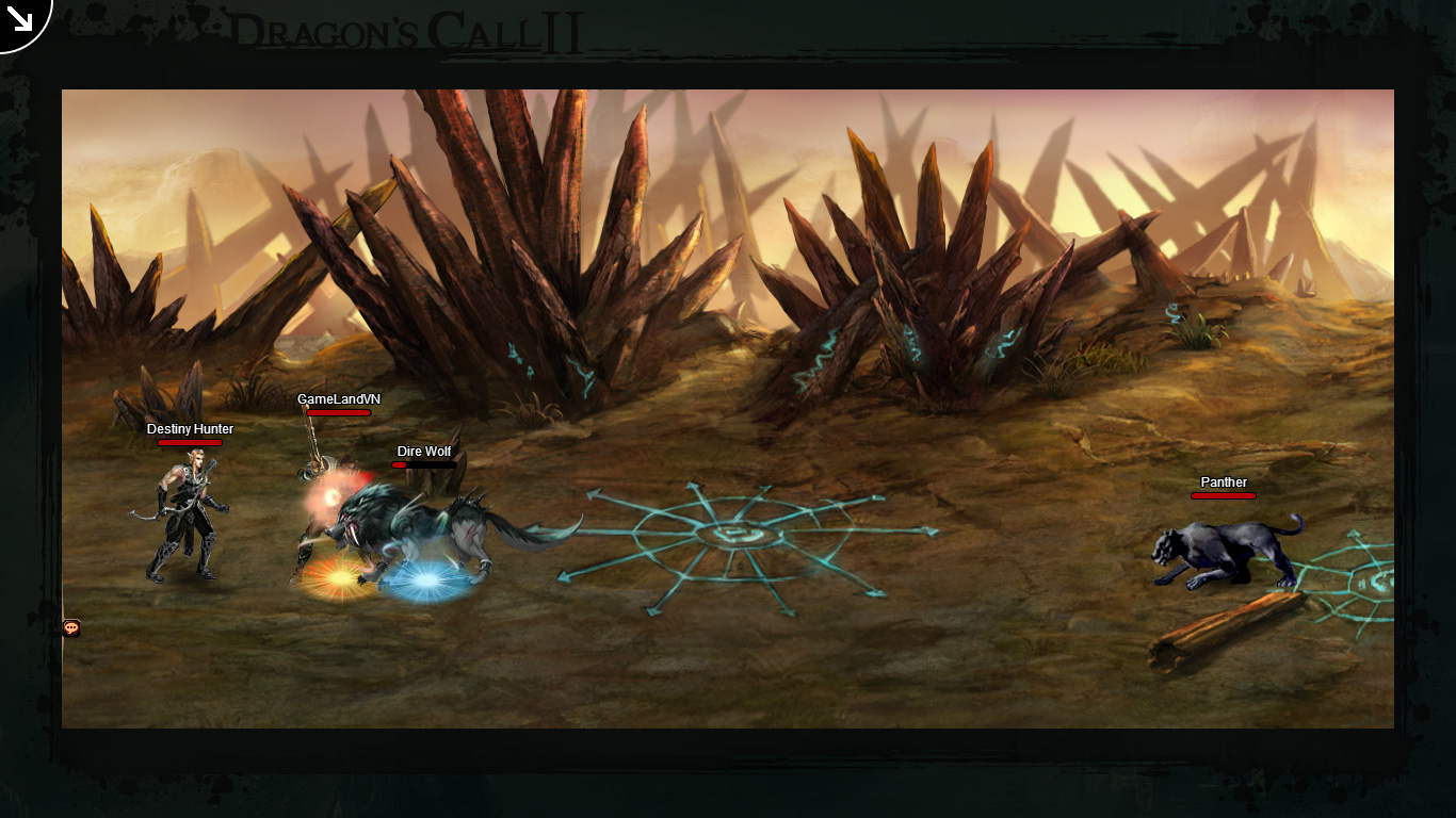 Một số hình ảnh về webgame Dragon's Call 2 - Ảnh 26