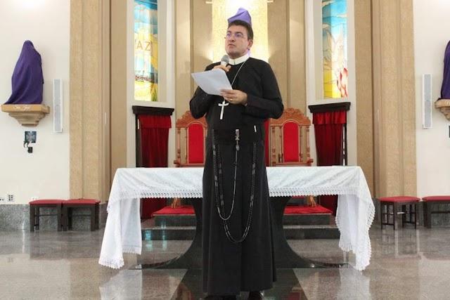 Bispo de Campo Maior faz crítica durante homilia e diz não ser preciso fechar igrejas durante lockdown