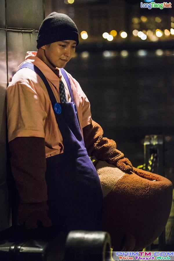 Tứ ca Lee Jun Ki sẽ có nhiều cảnh nóng với bạn diễn Châu Đông Vũ - Ảnh 1.
