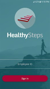HealthySteps Benefits App- screenshot thumbnail