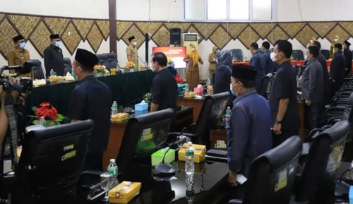 Pasca Rapat Paripurna, DPRD Padang Kunker Komisi, Ada yang ke Bali