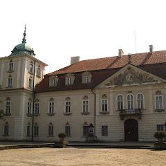 pałacyk w Nieborowie