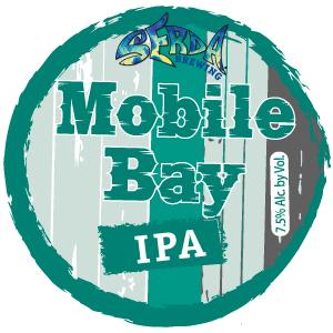 Logo of Serda Brewing Mobile Bay IPA