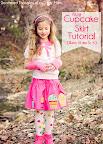 Cupcake Skirt Tutorial
