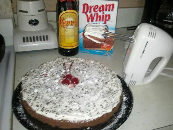 Cocoa Kahlua Cheesecake Recipe